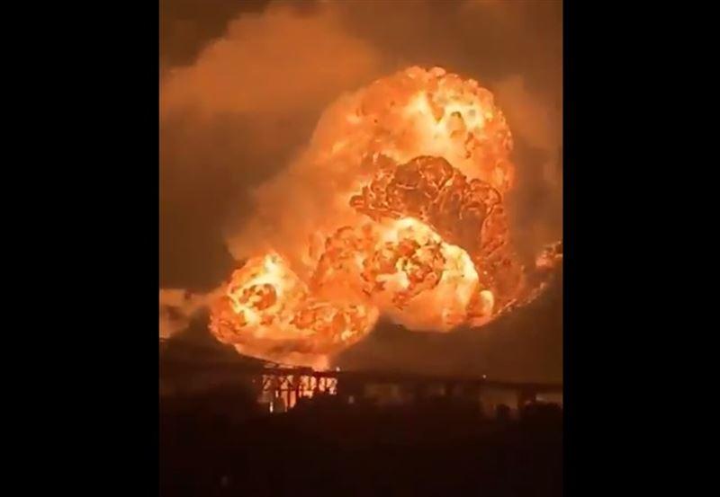На НПЗ в Филадельфии произошел взрыв