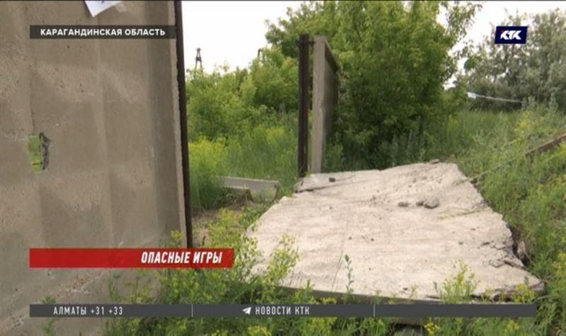 12-летний мальчик погиб под рухнувшим бетонным ограждением
