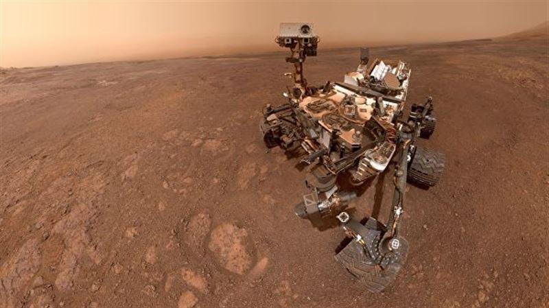 NASA обнаружило на Марсе возможные признаки жизни