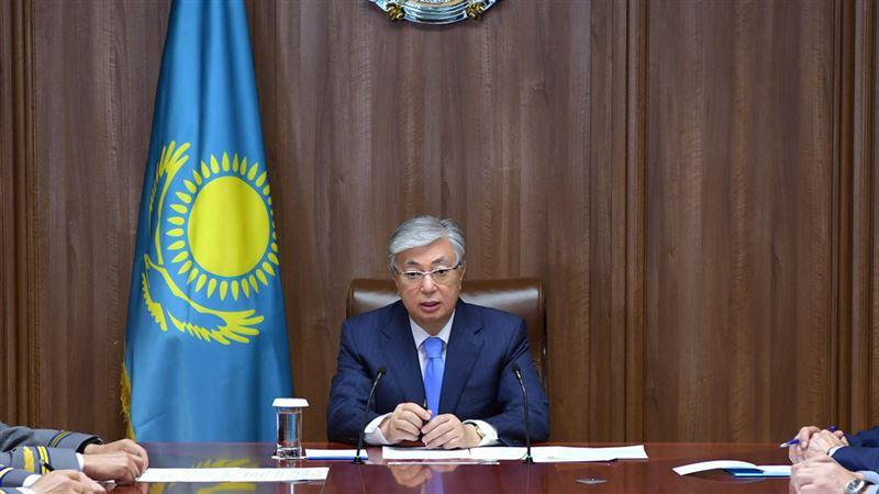 Токаев заявил о тревожной экологической обстановке в Актобе