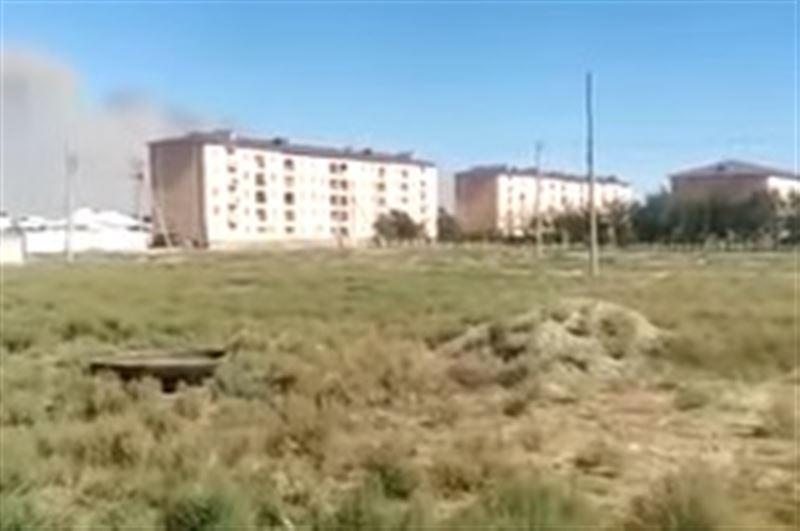 Минобороны сделало заявление после взрыва в воинской части в Арыси