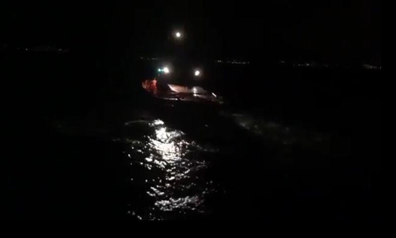 На яхте Владимира Кличко вспыхнул пожар
