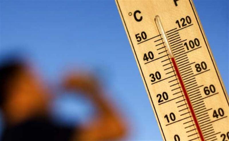 Какой будет погода в Казахстане 26 июня