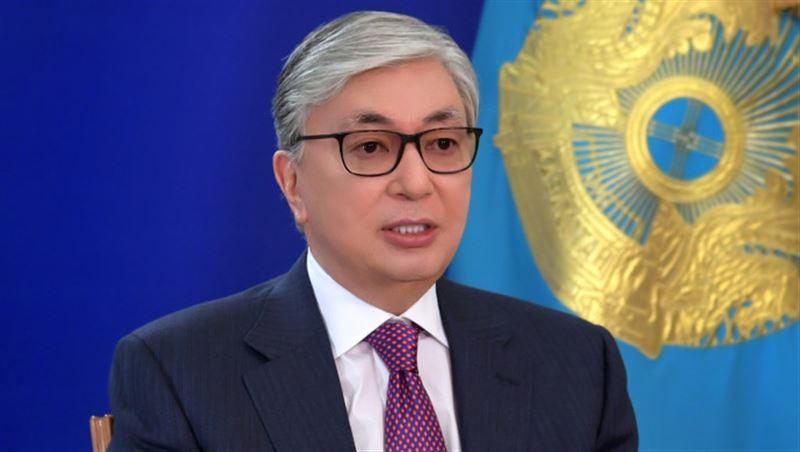 Касым-Жомарт Токаев поблагодарил Жээнбекова и весь кыргызский народ