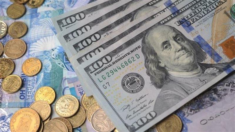 Средневзвешенный курс доллара составил 378,83 тенге