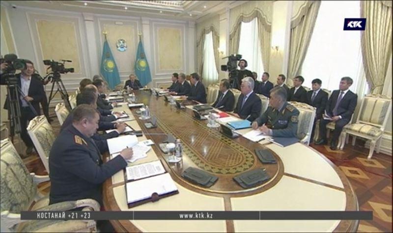 Назарбаев созвал Совбез по ситуации в Арыси