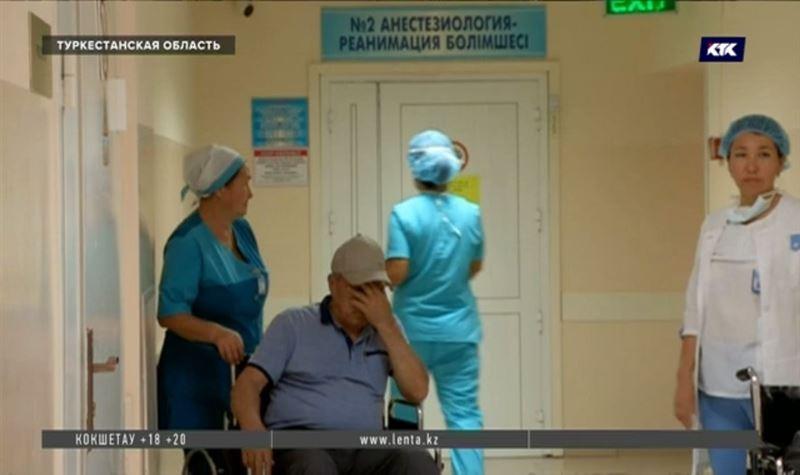 У третьей жертвы взрывов в Арыси был перелом основания черепа – медики