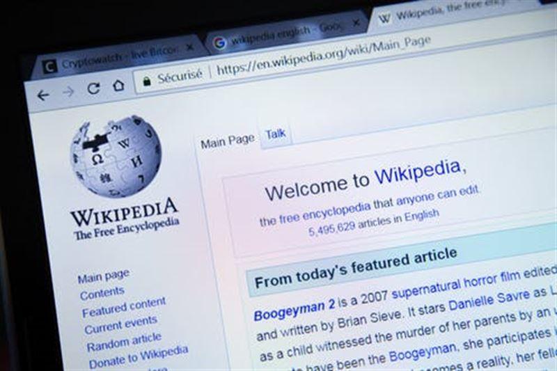 Пользователи по всему миру жалуются на сбой в работе Wikipedia