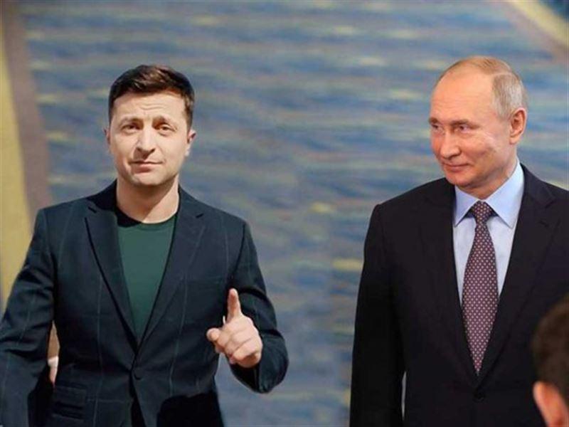 Зеленский впервые обратился к Путину