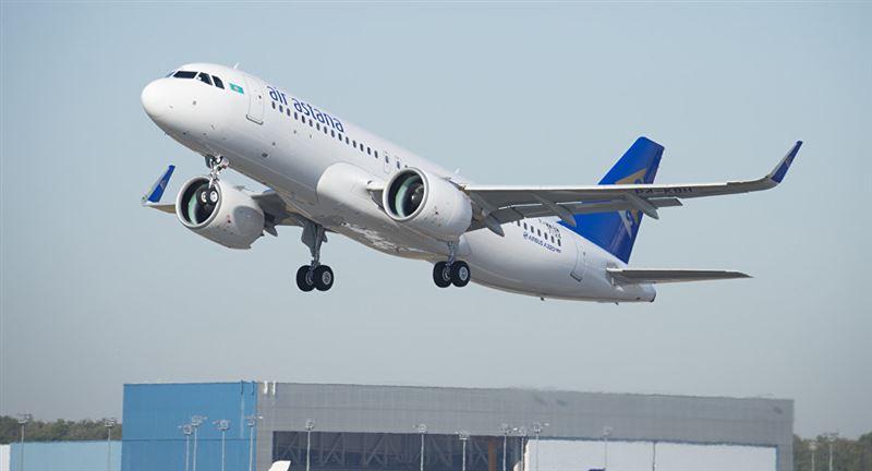 Air Astana ұшағы Мәскеуге қонуға мәжбүр болды
