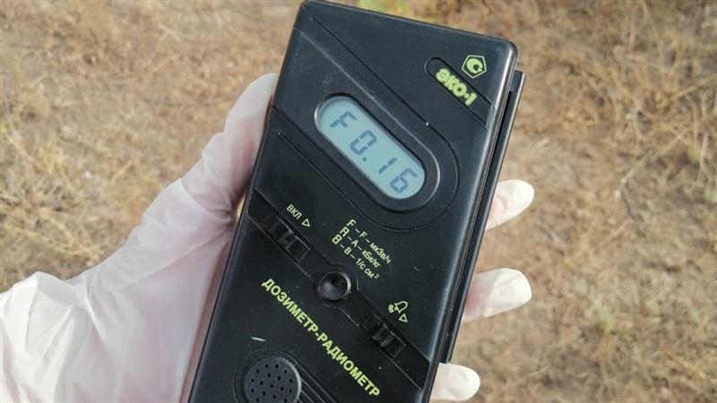 Министр экологии заявил, что в Арыси радиации нет