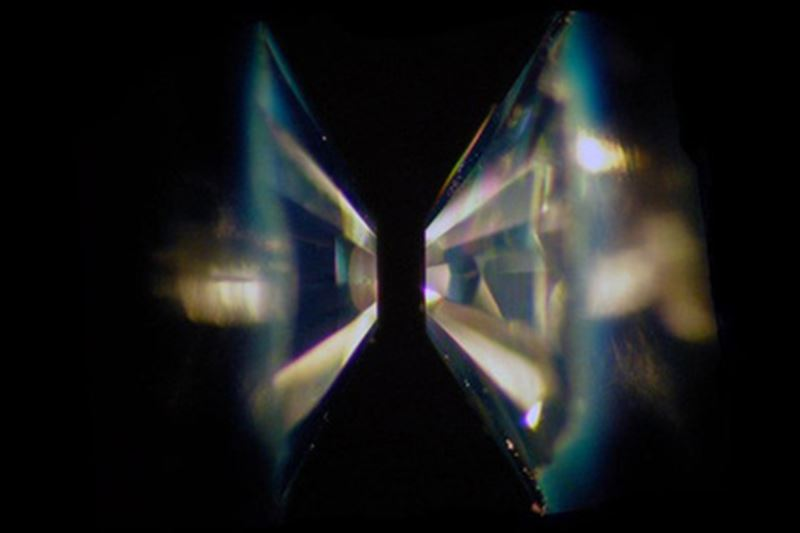 Ученые впервые получили инопланетную экзотическую материю