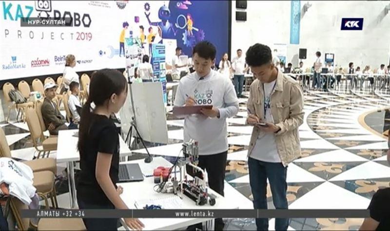 В столице прошёл конкурс юных проектировщиков