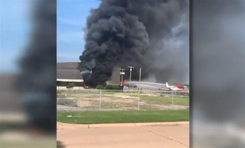 10 человек стали жертвами крушения самолета в США