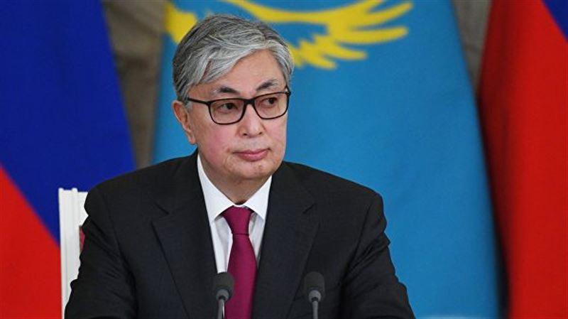 Президент Казахстана направил телеграмму соболезнования Владимиру Путину