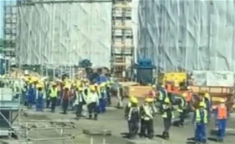 В результате беспорядков на Тенгизе травмы получили 40 человек