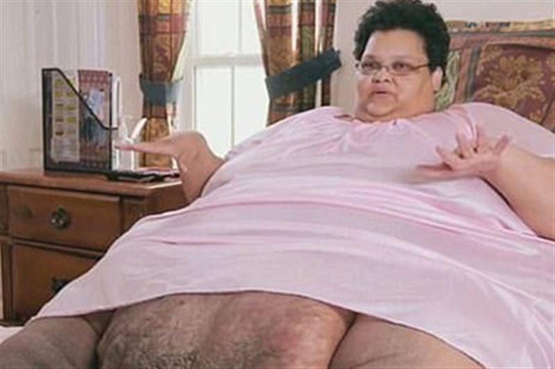 Американка, весившая 340 килограмм, похудела почти в пять раз