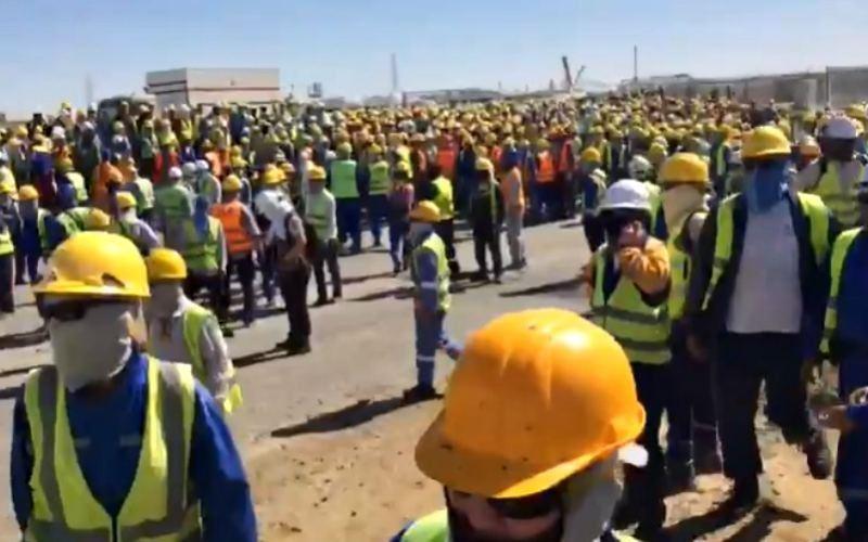 Өте ыңғайсыз жағдай болды: Палестина елшісі Атыраудағы жұмысшылар көтерілісі туралы