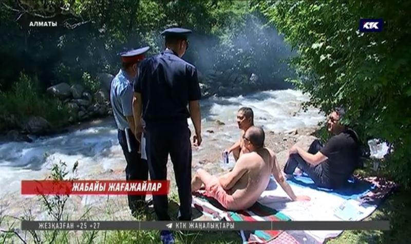Елімізде жыл басынан бері 76 адам суға батып қаза тапқан