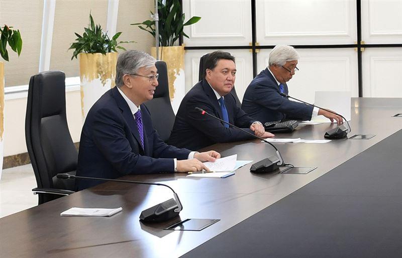 Президент Казахстана принял главного исполнительного директора Bloomberg Media Group