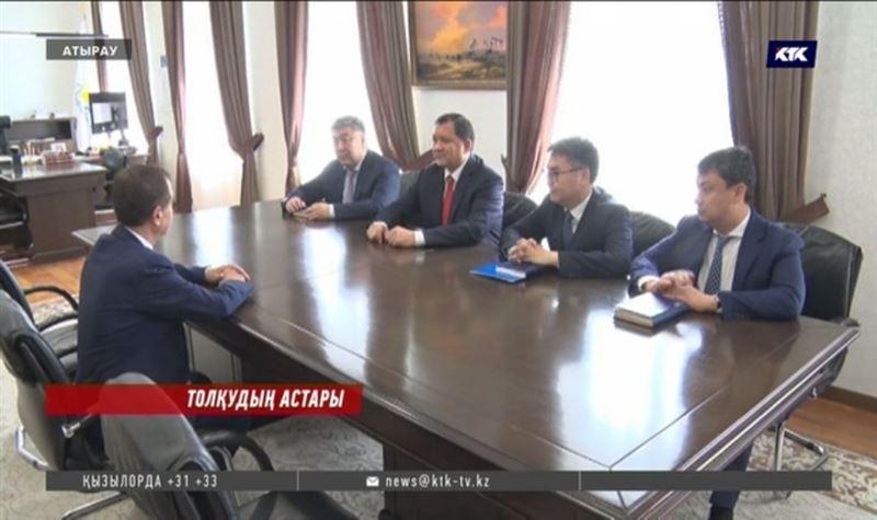Нұрлан Ноғаев шетелдік инвесторларға қатал талап қойды