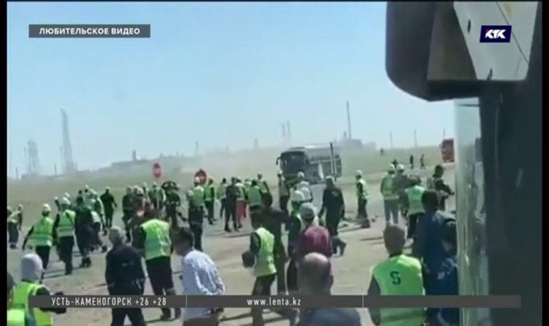 Зарплаты сотрудников нефтяного сектора возьмут на контроль после конфликта на Тенгизе