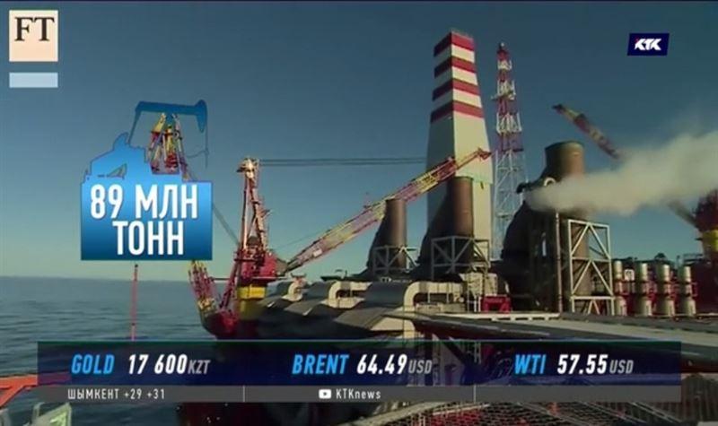 Казахстан поддержалрешение стран ОПЕК по нефти