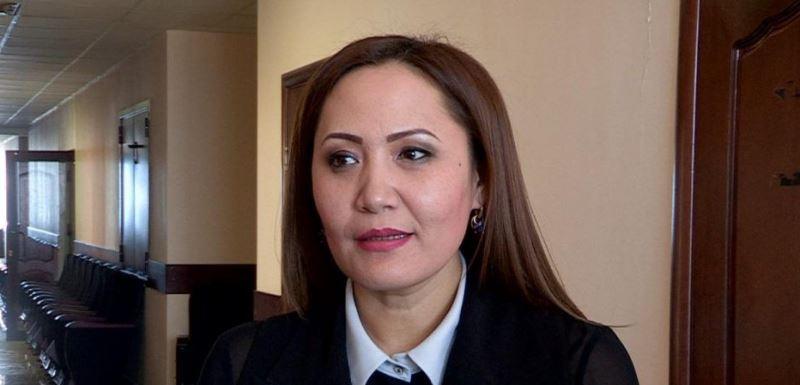 Журналист Айгуль Капбарова стала депутатом сената