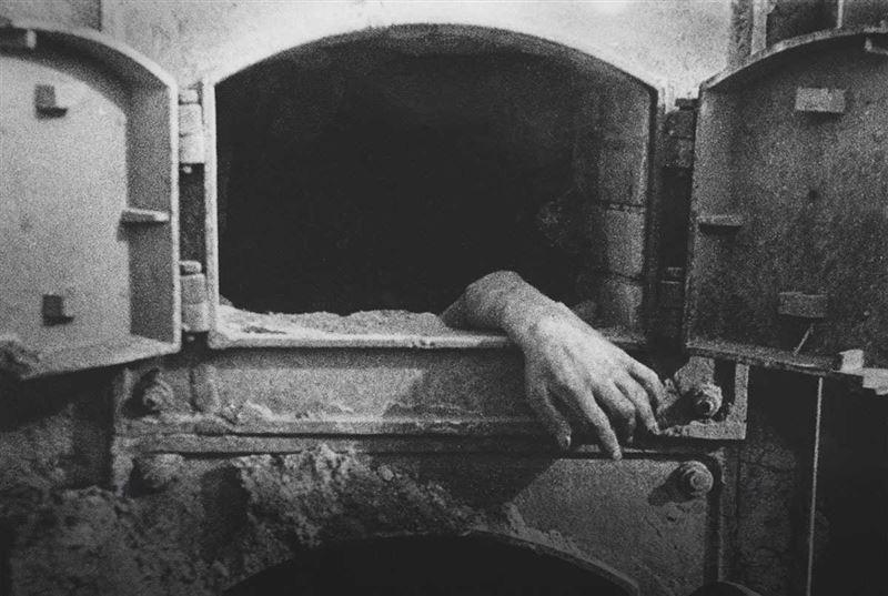 Крематорийдегі баланың дауысы желі қолданушыларын шошытқан
