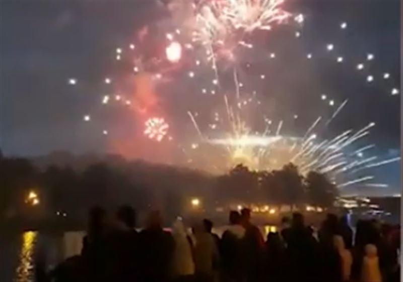 В сети опубликовано видео с места ЧП в Минске