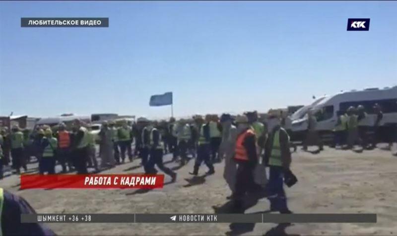 Нефтяники, устроившие беспорядки на Тенгизе, получают по 200 тысяч