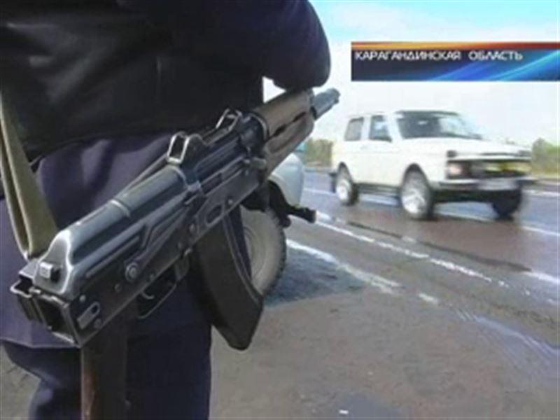 В Жезказгане совершили побег пятеро арестованных