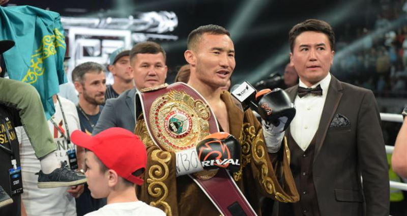 Казахстанец Канат Ислам нокаутировал соперника за 10 секунд