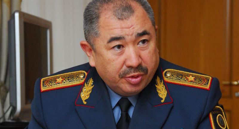 О количестве задержанных на митингах 6 июля сообщил глава МВД РК