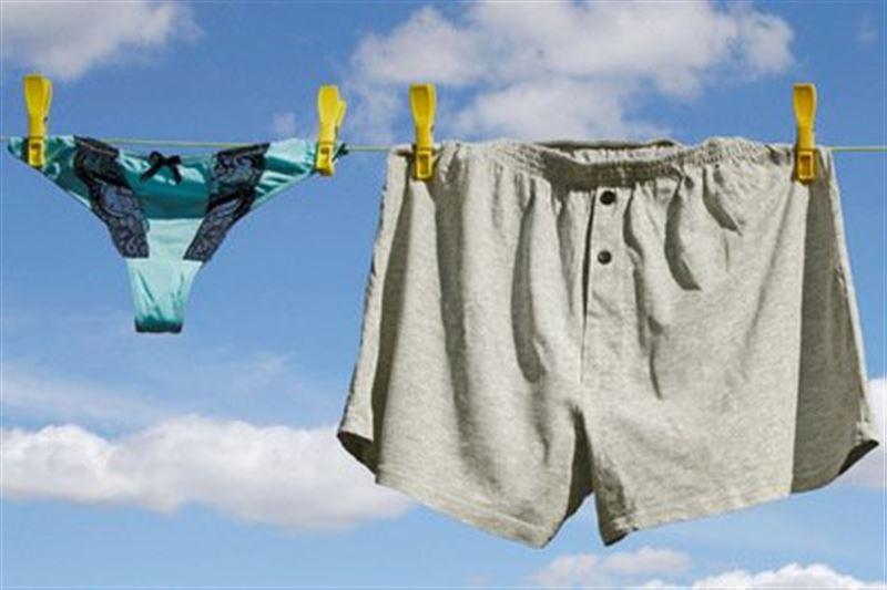 Британский дизайнер рассказала, как часто необходимо стирать нижнее белье