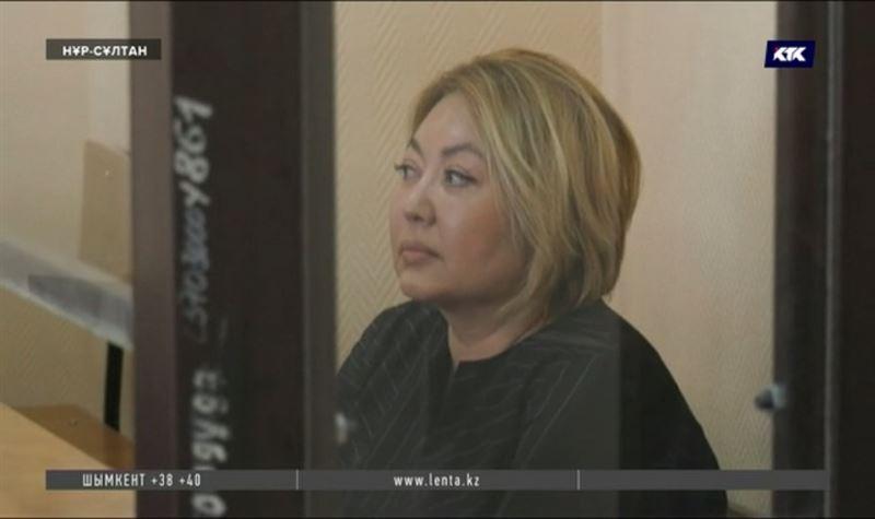 Эльмира Суханбердиева түрмеден 6 миллион теңге айыппұлмен құтылуы мүмкін