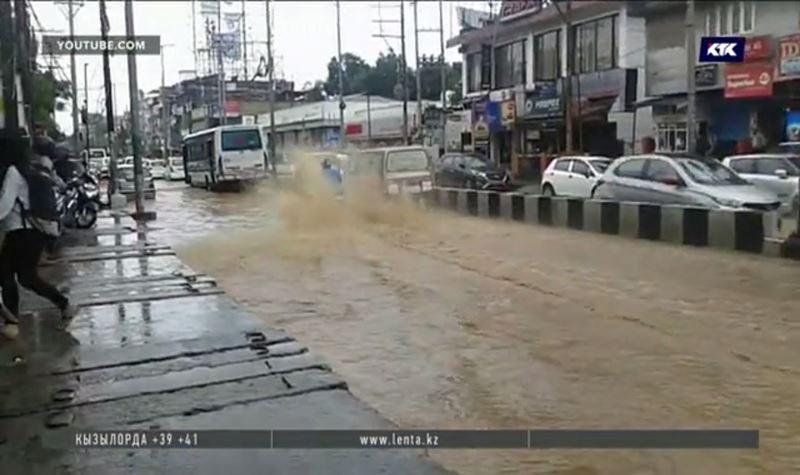 Более 40 деревень затоплено в Индии