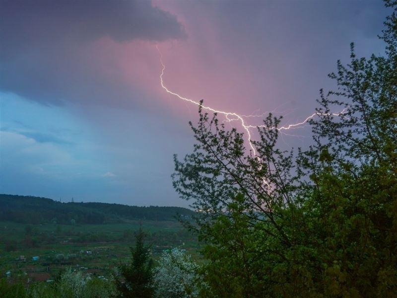Прогноз погоды по Казахстану на среду, 10 июля