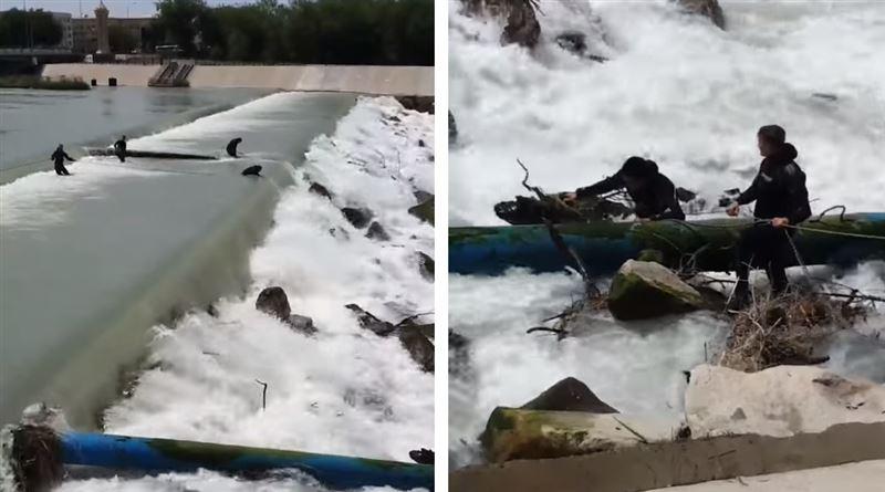 Тело утонувшей 14-летней девочки обнаружено в реке в Алматинской области