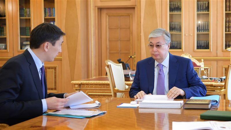 Касым-Жомарт Токаев призвал повысить экологическую культуру населения