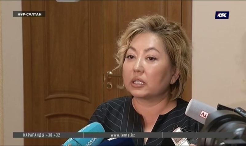 Эльмира Суxанбердиева өзі отырмаған түрме жайлы кітап жазбақ