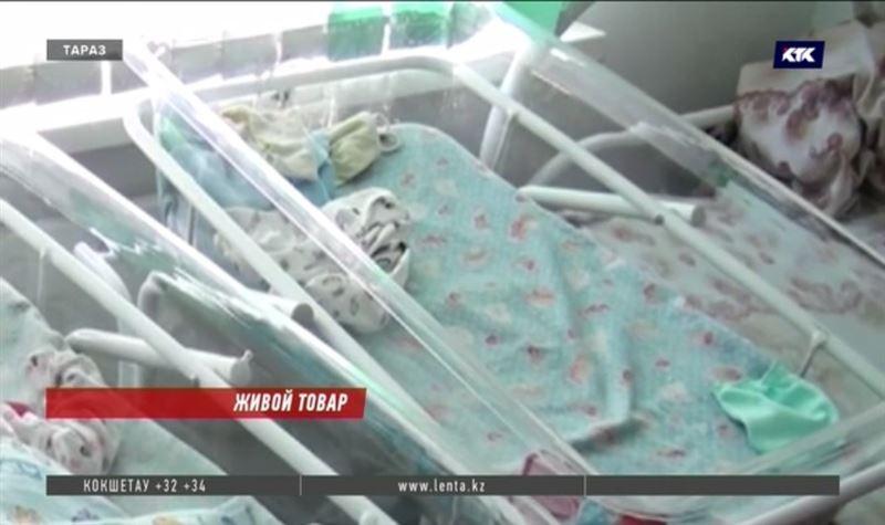 «Обернулась – ребёнка нет»: в перинатальном центре Тараза пытались похитить новорождённую