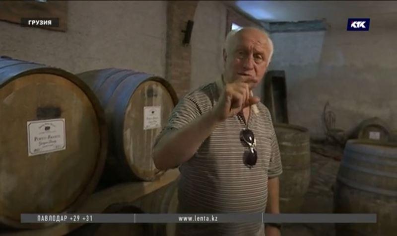 Грузины предлагают снимать стрессы с помощью хинкали, хачапури и вина