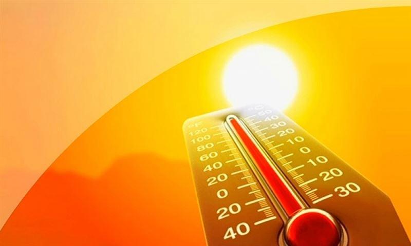Сильная жара ожидается 12 июля в Казахстане