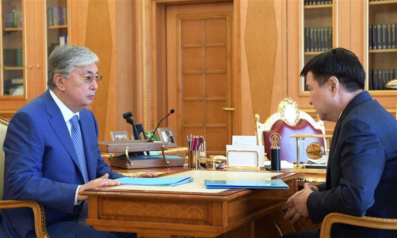 Президент принял председателя Верховного суда
