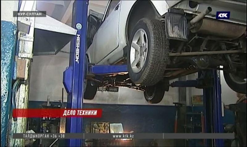 В Комитете транспорта отреагировали на предложение отменить техосмотр авто