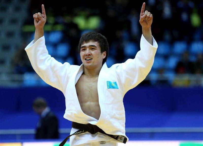Елдос Сметов Будапештегі Гран-при турнирінде алтын алды