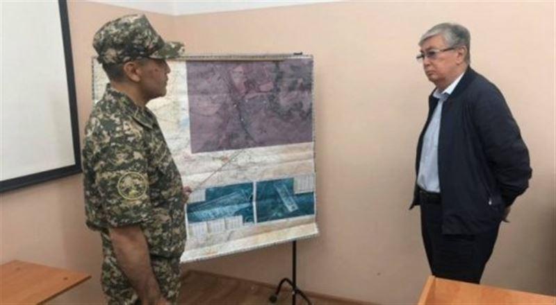 Тоқаев қорғаныс министріне қатаң сөгіс жариялады