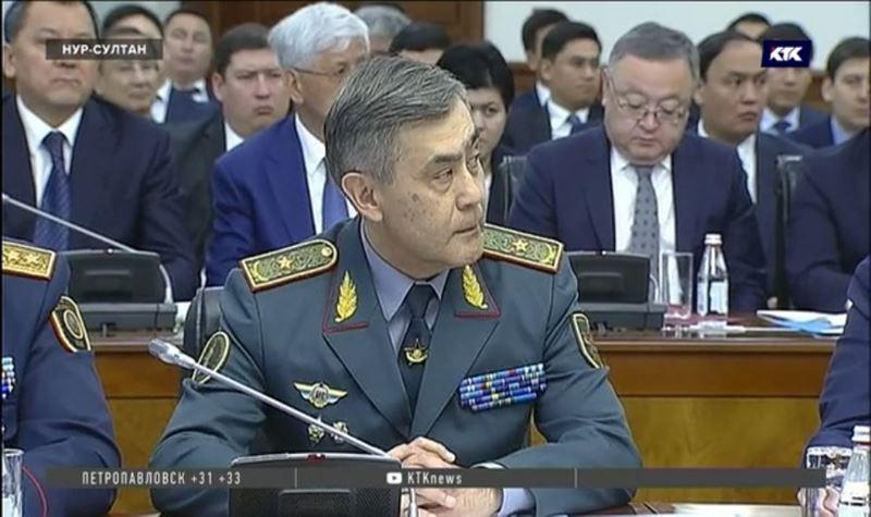 Министр обороны получил от Токаева строгий выговор за ЧП в Арыси