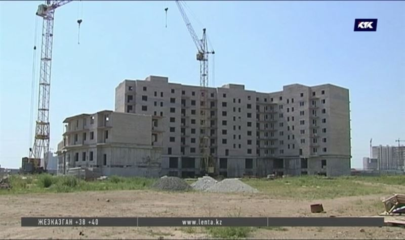 В Нур-Султане дольщики умирают, не дождавшись квартир